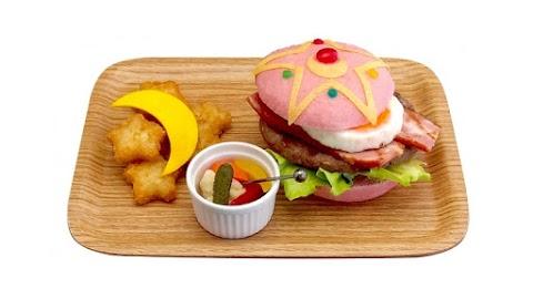 arriva in giappone l'hamburger (rosa) di sailor moon