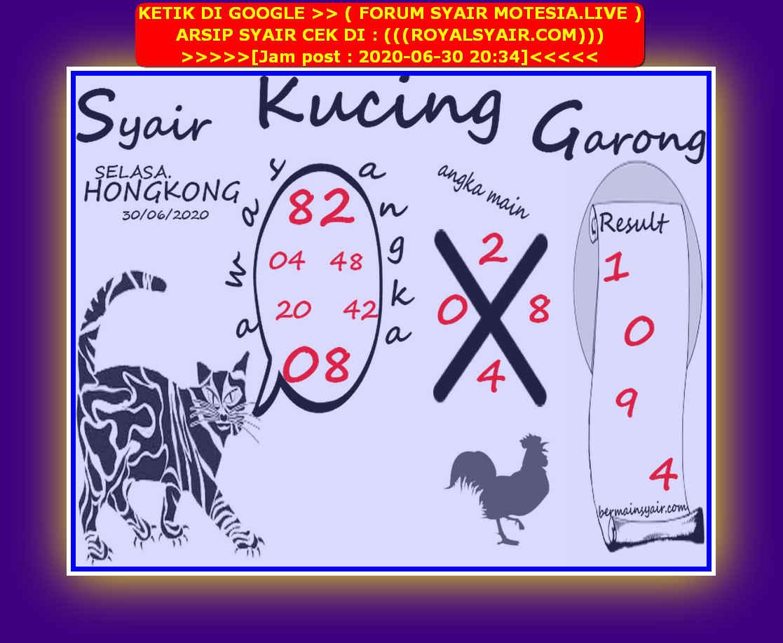 Kode syair Hongkong Selasa 30 Juni 2020 131
