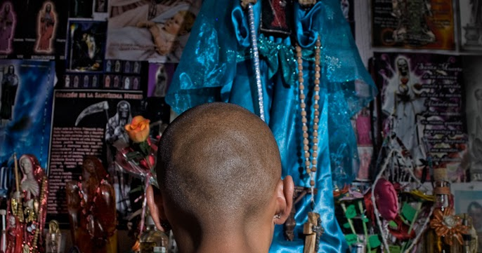 Borderland Beat: Santa Muerte - The Saint of Death - Has Following