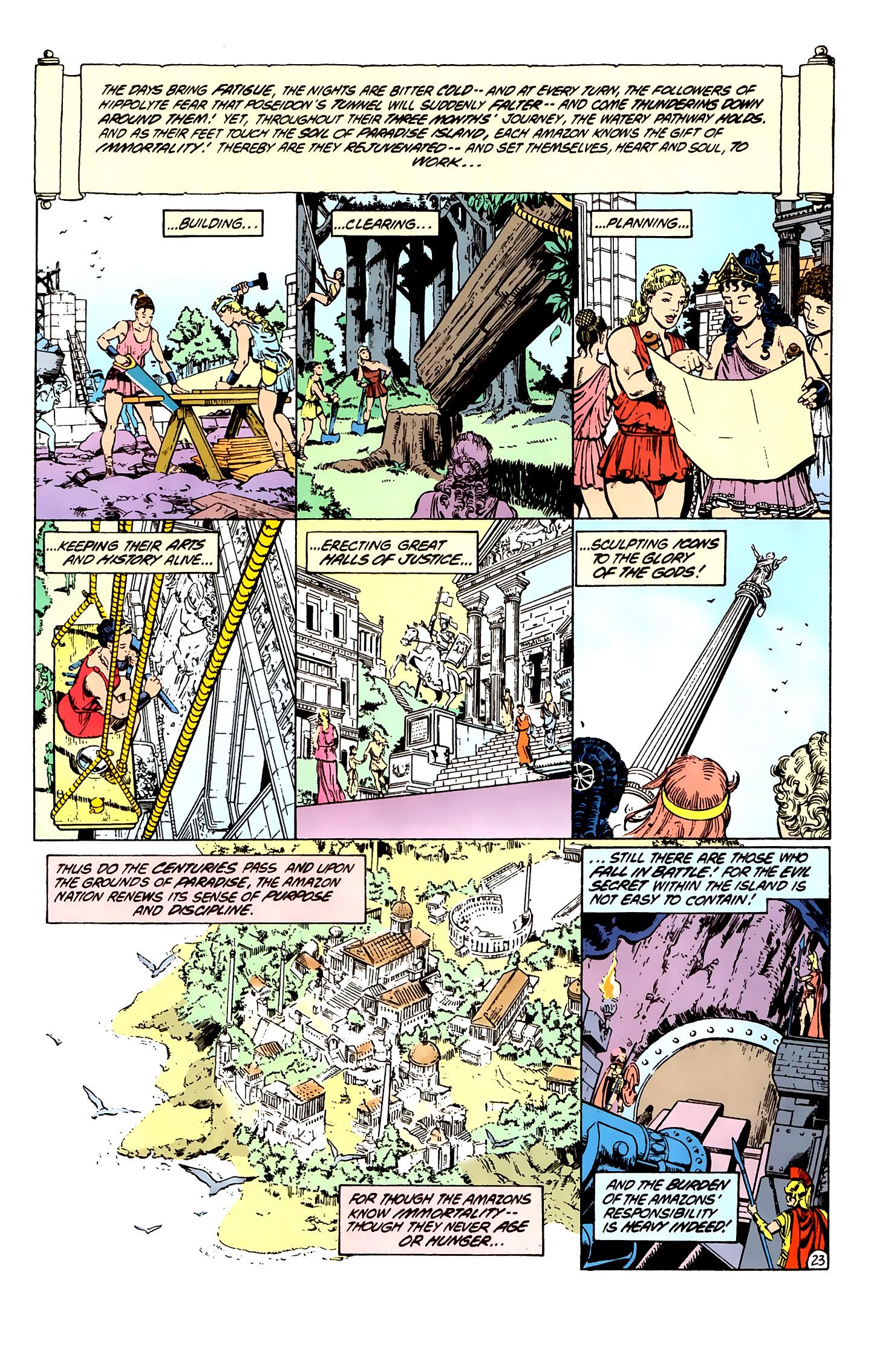 Read online Wonder Woman (1987) comic -  Issue #1 - 25