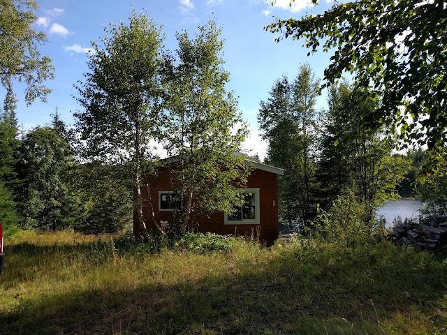 Thunder Bay cabin