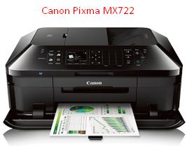 Canon Pixma MX722 Driver Download
