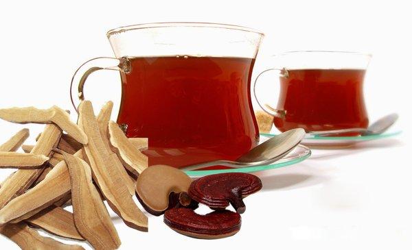 Những phương pháp chế biến nấm linh chi thành nước uống