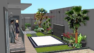 Desain Tukang Taman Surabaya 2 - www.jasataman.co.id