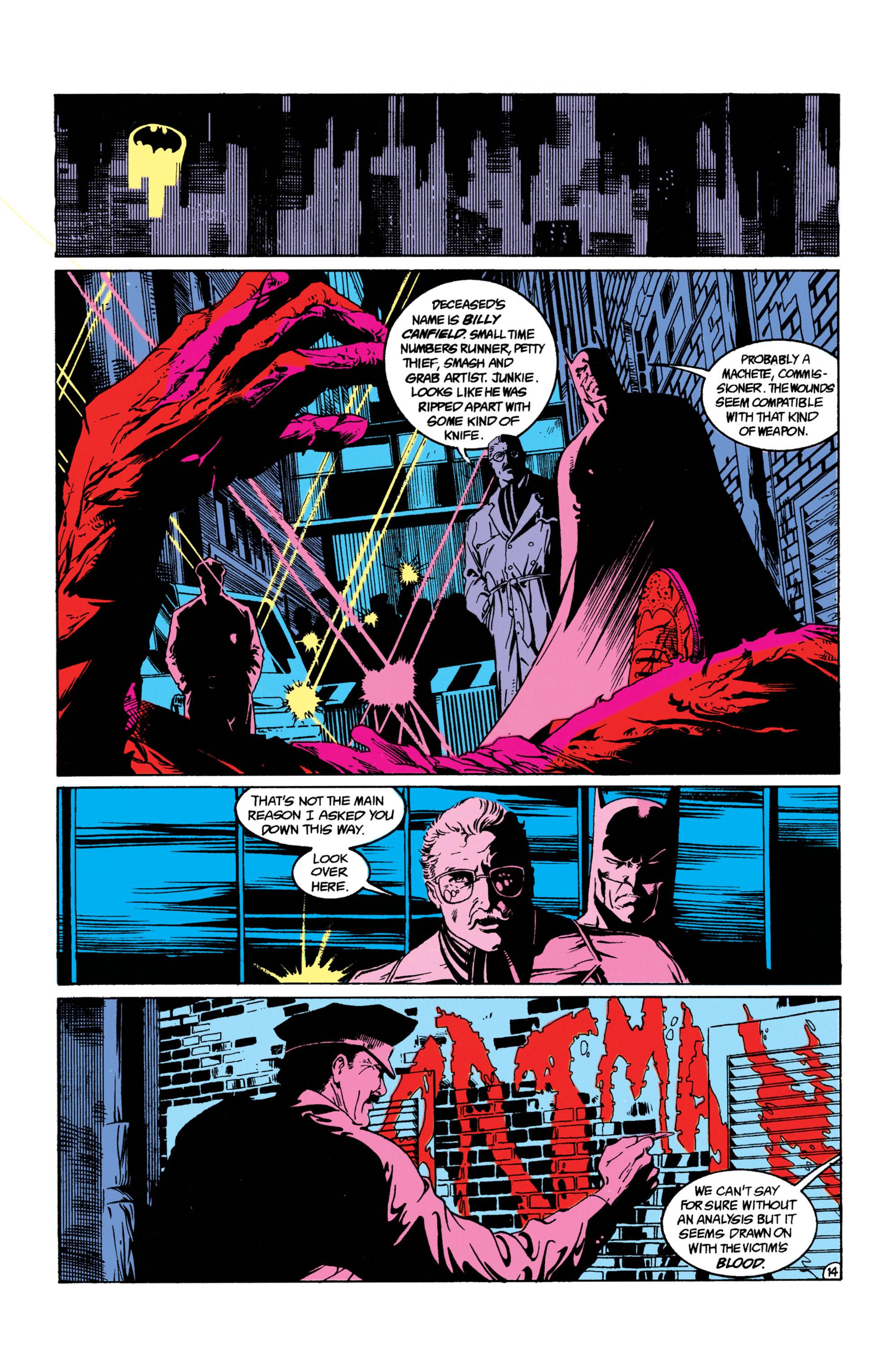 Detective Comics (1937) 622 Page 14