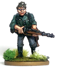 28mm BTD Painted German Miniature