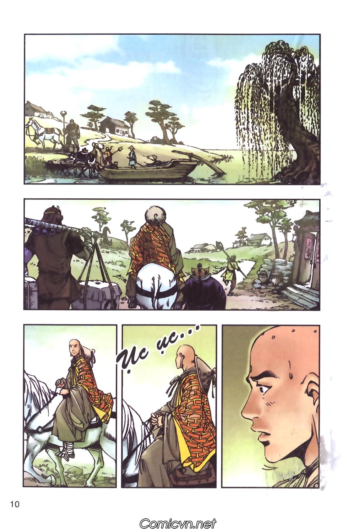 Tây Du Ký màu - Chapter 96 - Pic 8