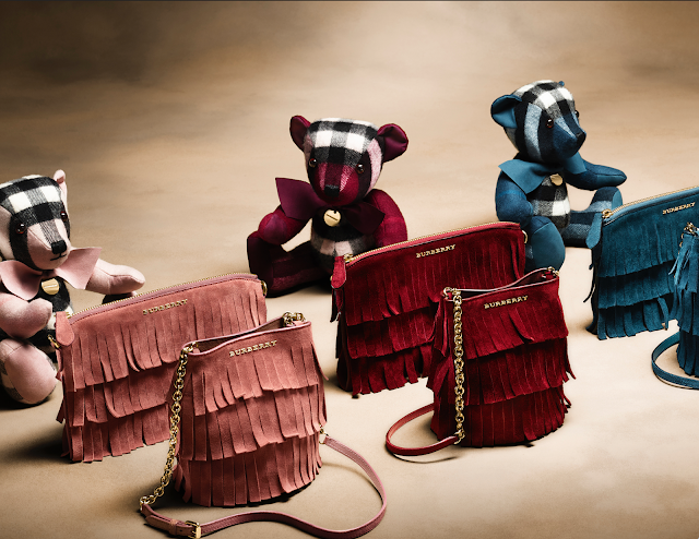 Burberry Introduces the Baby Bucket Bag