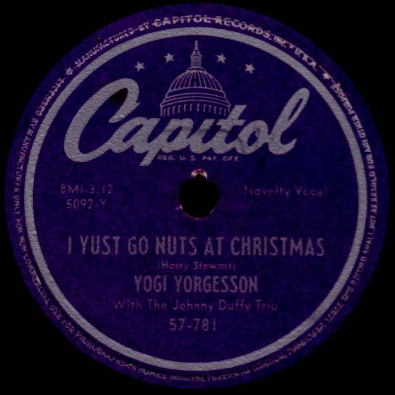 Yah Das Ist Ein Christmas Tree