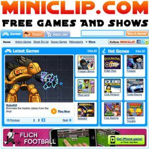 Free Mini Clip Games