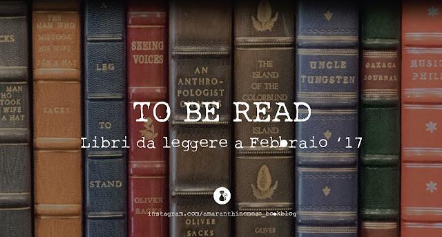 libri da leggere febbraio lettura