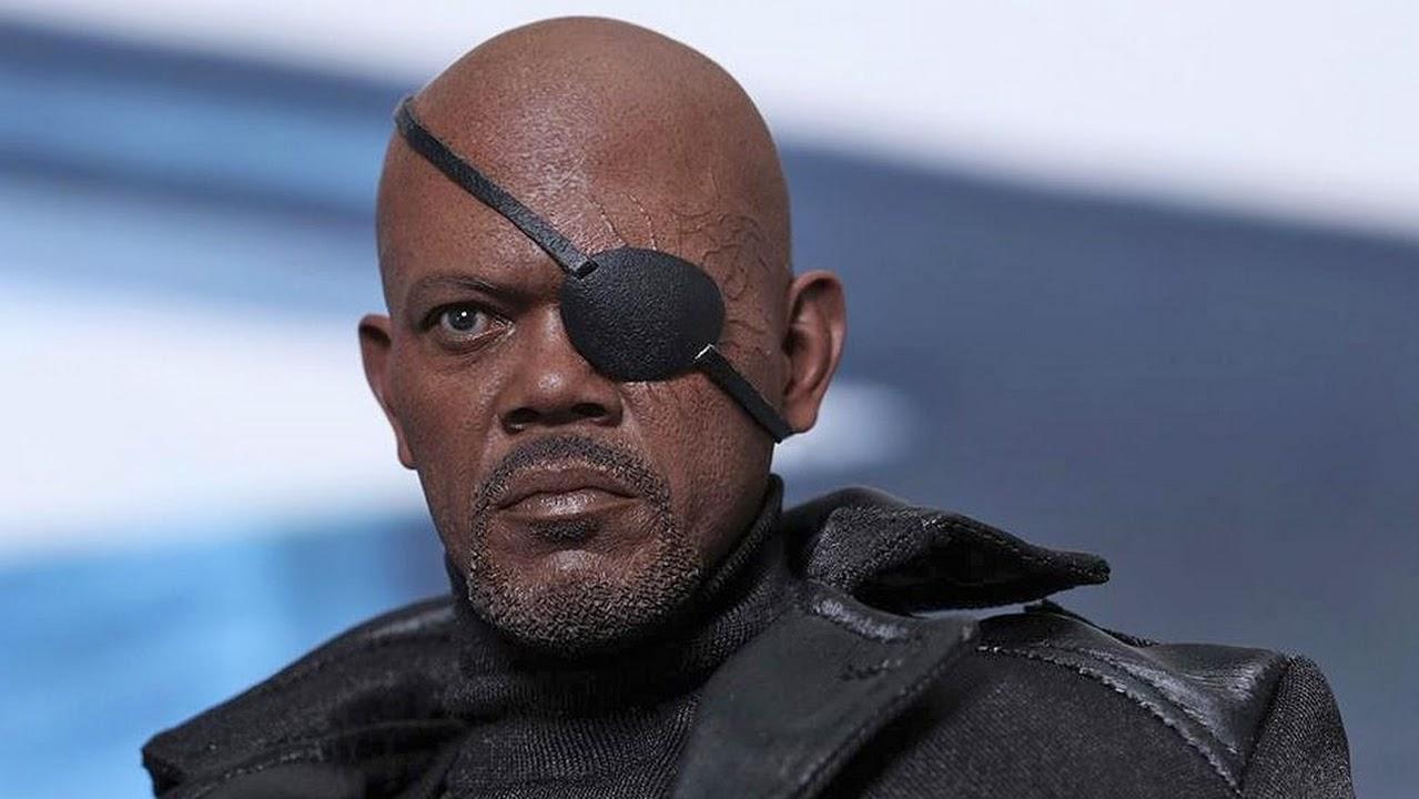 Vingadores: Guerra Infinita: Arte Conceitual revela morte de Nick Fury por Corvus Glaive