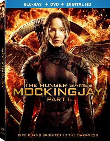 Poster Of The Hunger Games Mockingjay Part 2 2015 English 350MB BRRip 480p Free Download Watch Online