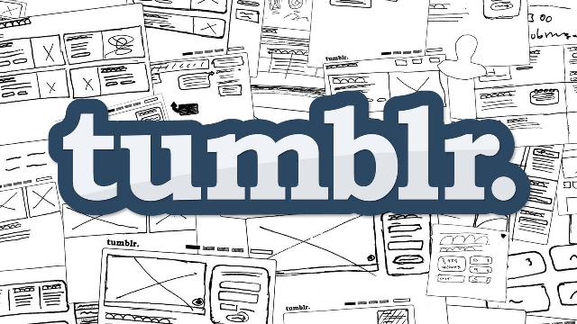 Tumblr. Blog por fuera, red social por dentro.