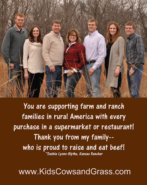 Support farm families, buy from supermarkets & restaurants