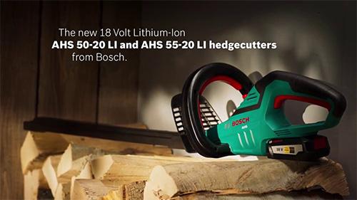 Taille-haie Bosch AHS 55-20 LI