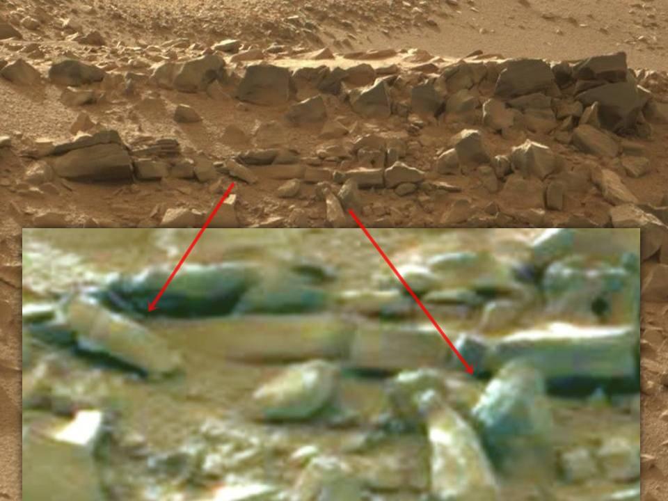 Mars Anomalies Mars Curiosity Rover - May 25, 2013 |UFO ...