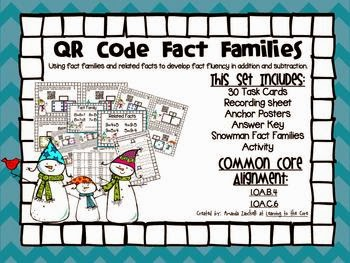 Five for Friday with Fact Families and the Start of St