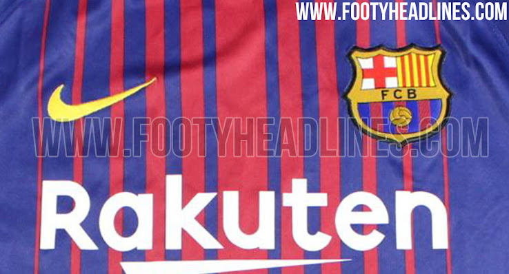 a36a8d2986d9e El diseño de la nueva camiseta del FC Barcelona 2016   2017 parece que ya  es definitivo. El portal especialista en prendas deportivas y en las  equipaciones ...