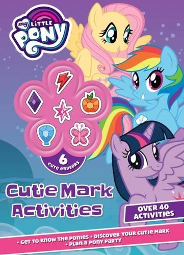Covers Of New Mlp Activity Books Released Hq New Logo