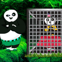 Games2Rule Valentine Panda Rescue