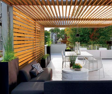 15 desain model kanopi rumah minimalis