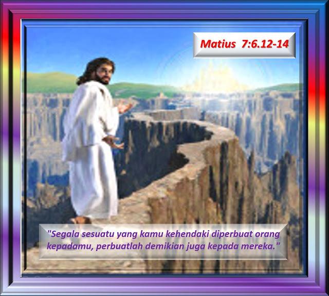 MATIUS 7:6.12-14