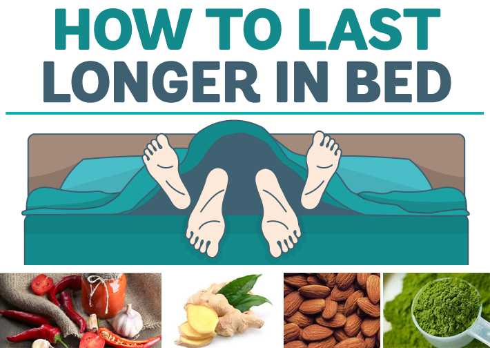 How to last longer in bed for ladies