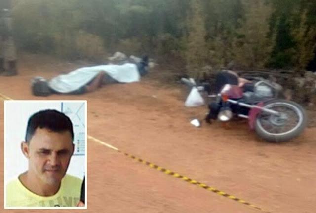 Na Bahia homem reage a tentativa de assalto e acaba morto a tiros