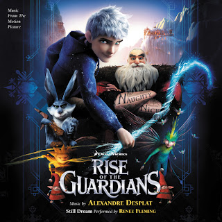 Rise of the Guardians Liedje - Rise of the Guardians Muziek - Rise of the Guardians Soundtrack - Rise of the Guardians Filmscore