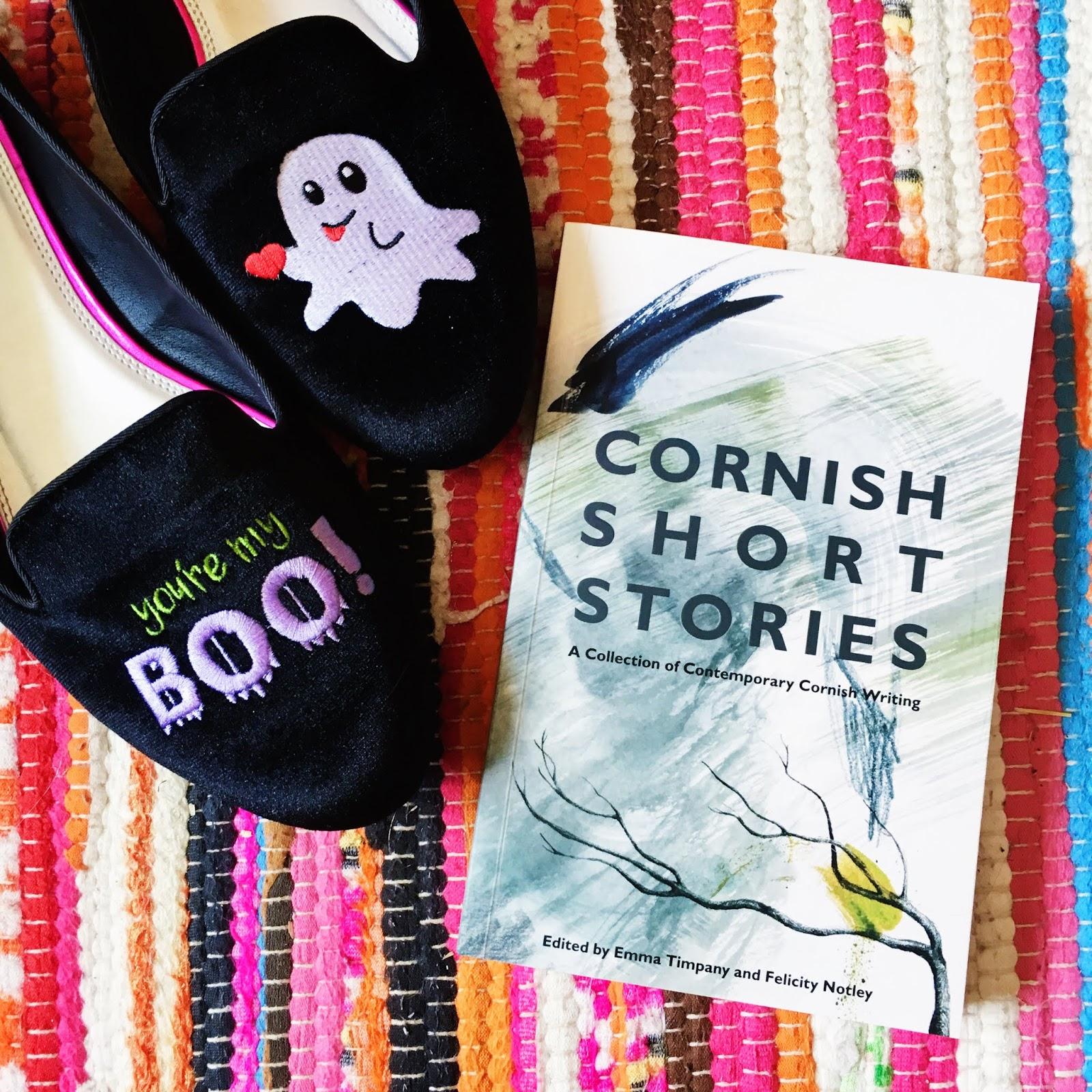 Anastasia Gammon: The Summer of Cornish Short Stories