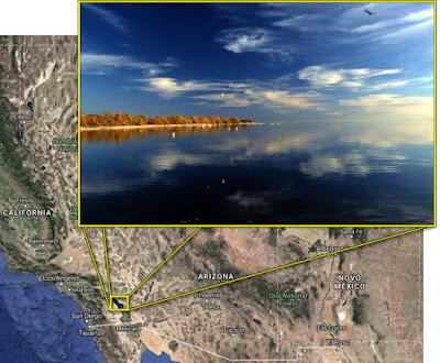 Alerta de um Grande Terremoto na Falha de San Andreas