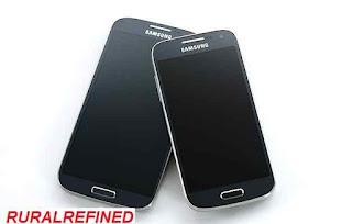 Perbedaan Smartphone samsung Galaxy S4 dan S4 Mini