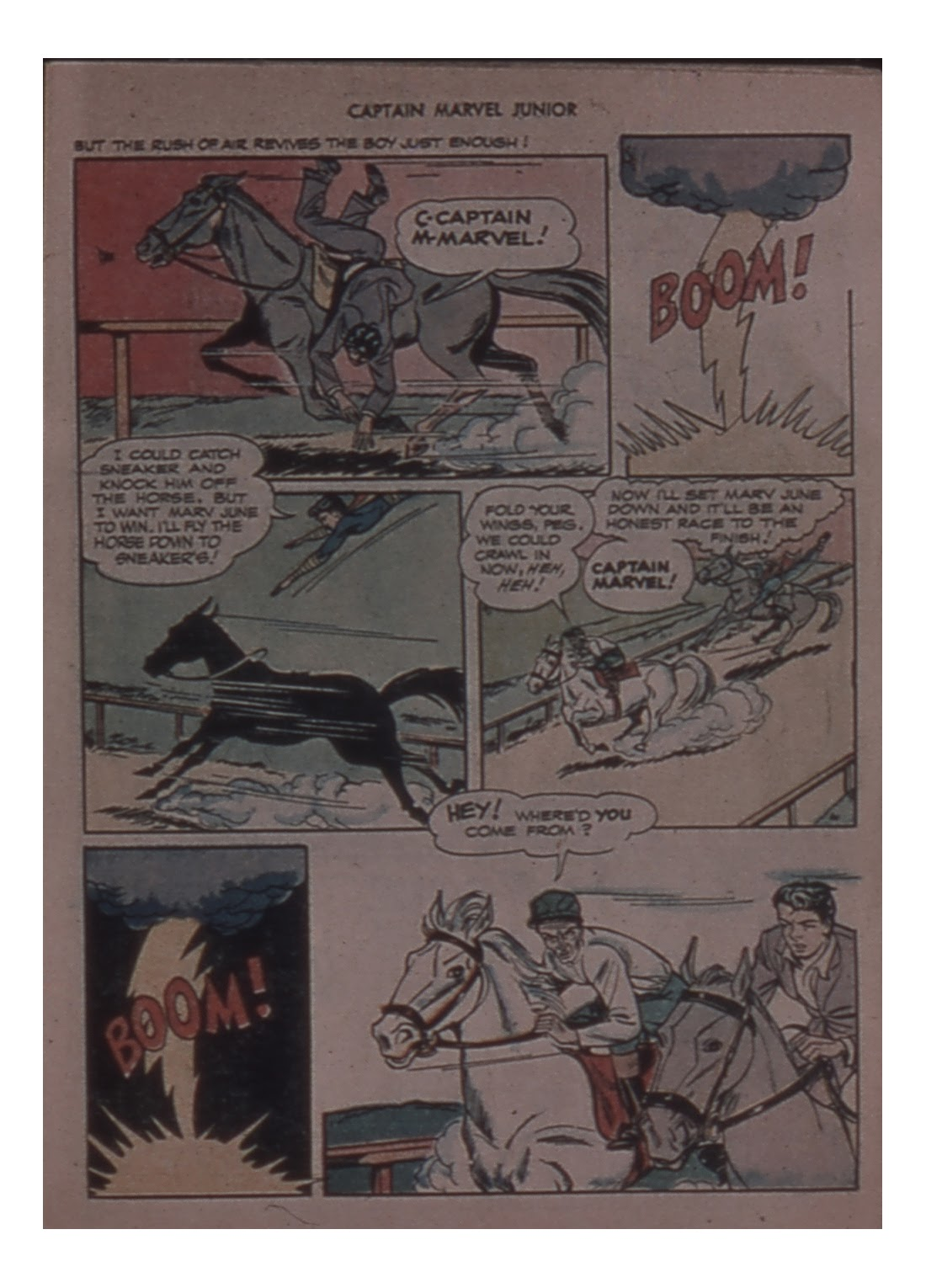 Captain Marvel, Jr. issue 58 - Page 11