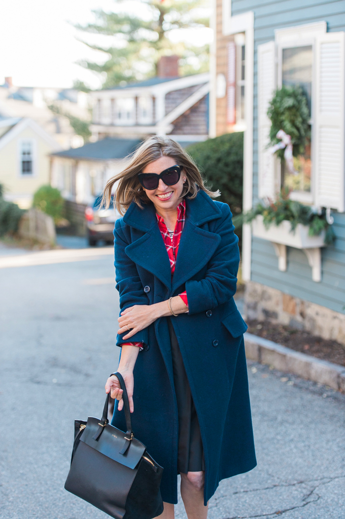 Chadwicks wool coat