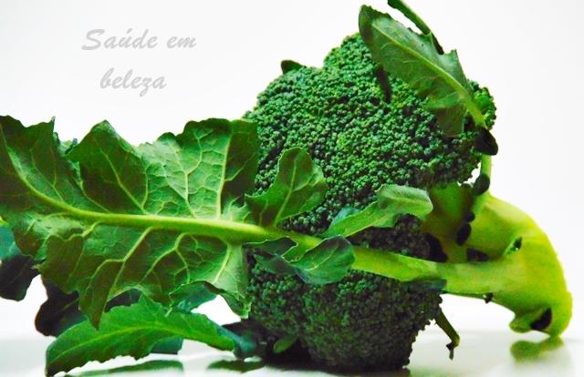 Os benefícios e as propriedades dos brócolos para a saúde