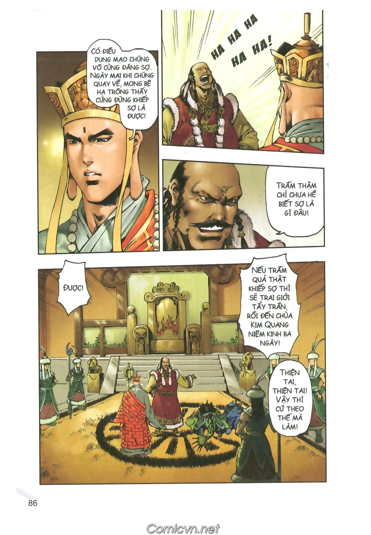 Tây Du Ký màu - Chapter 112 - Pic 7