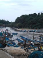 jasa sewa perahu di Santolo
