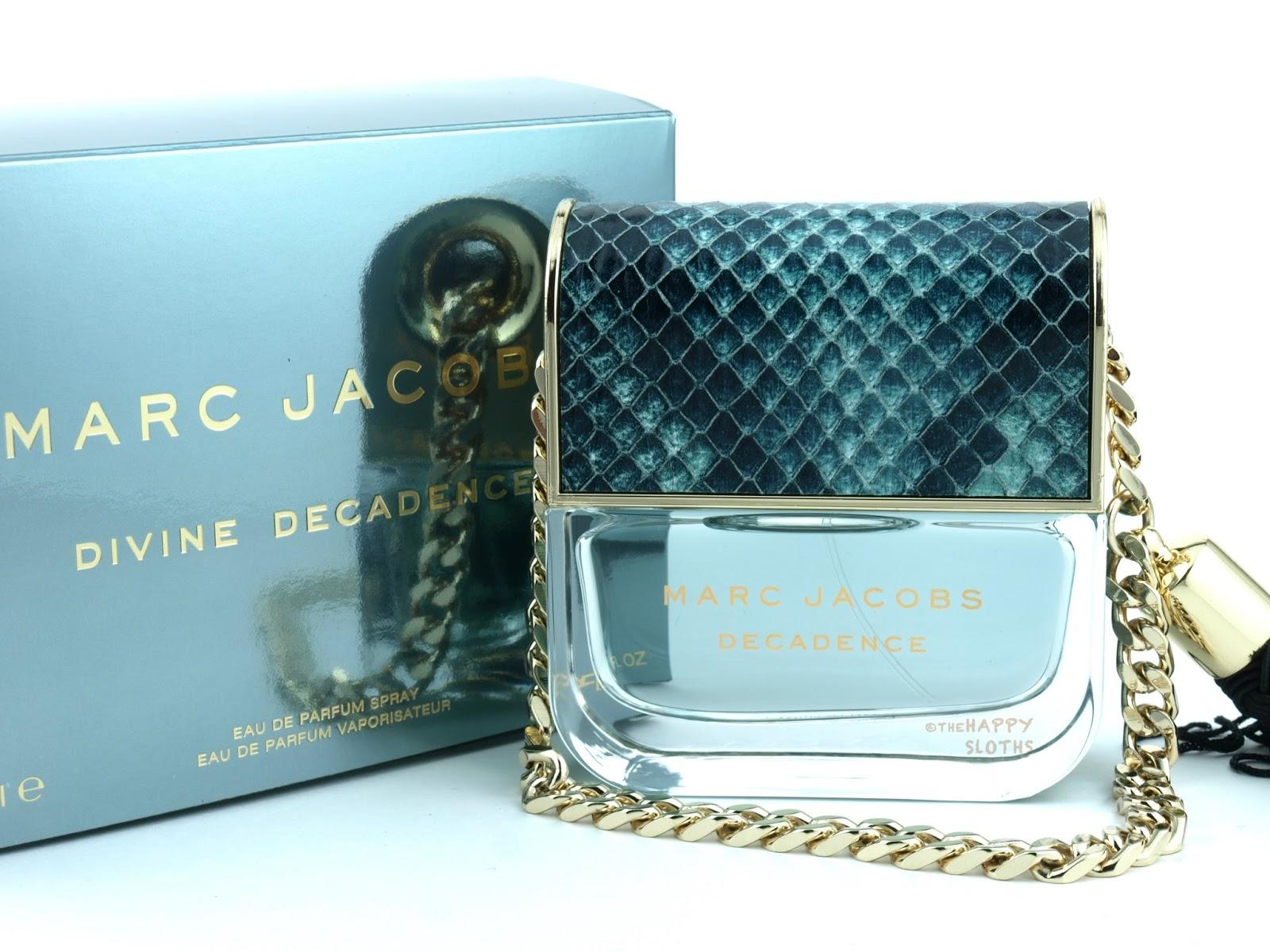 fc3b71a3e632b1 Marc Jacobs Divine Decadence Eau de Parfum  Review