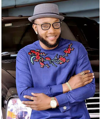 """I'm the first Nigerian artiste to use a Rolls Royce Phantom in his video""""- Singer, KCee boasts"""