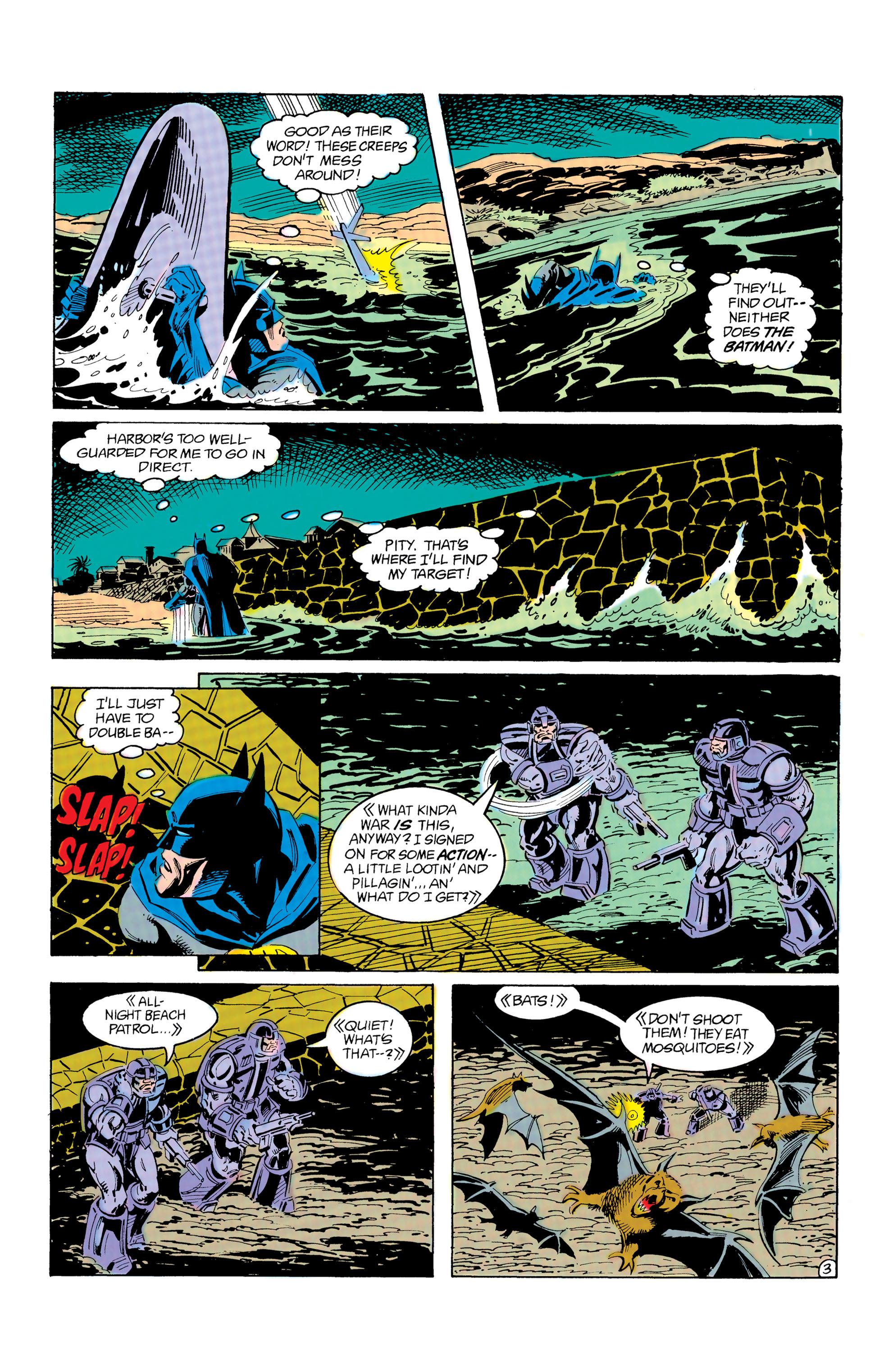 Detective Comics (1937) 595 Page 3
