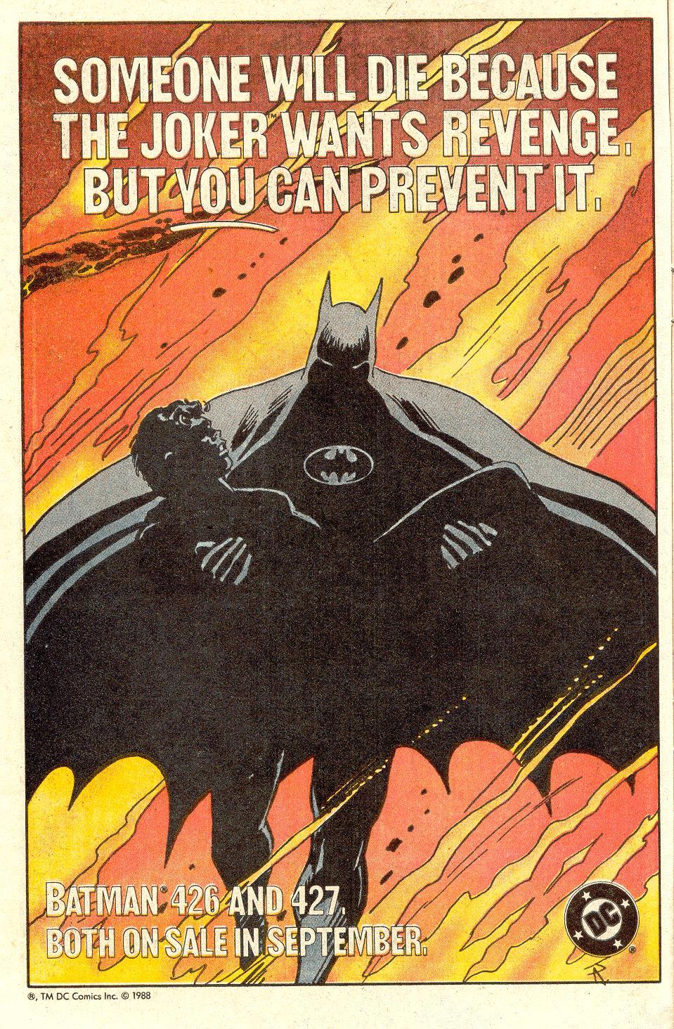 Read online Secret Origins (1986) comic -  Issue #33 - 11