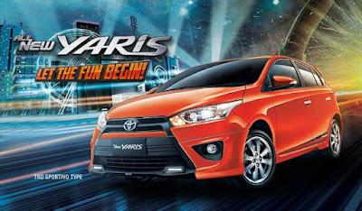 Promo Akhir Tahun Toyota New Yaris