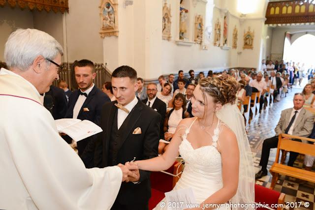 bénédiction des mariés