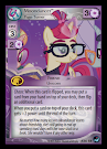 My Little Pony Moon Dancer, Page Turner High Magic CCG Card