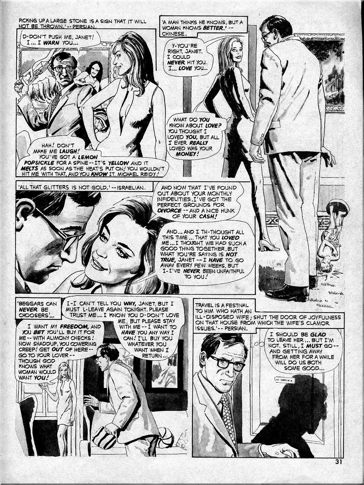 Nightmare (1970) issue 10 - Page 31