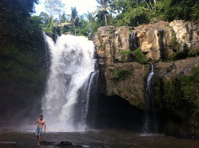 Image result for air terjun tegenungan