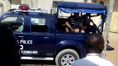 Kidnappers Arrested Over Failed N20m Ransom In Lagos