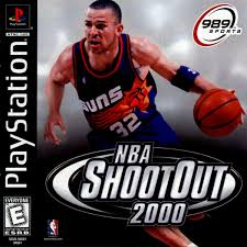 NBA ShootOut 2000 - PS1 - ISOs Download