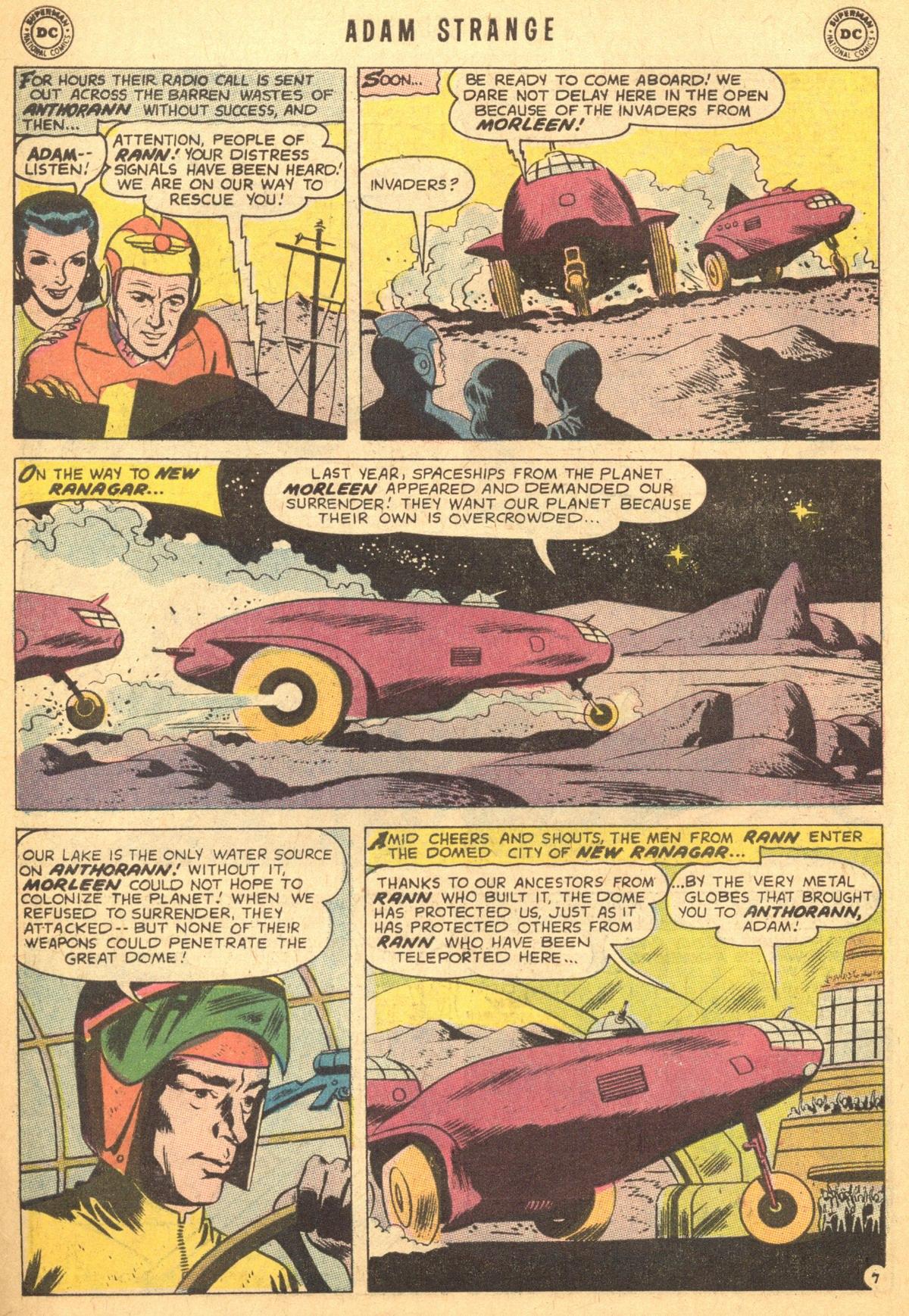 Strange Adventures (1950) issue 218 - Page 10